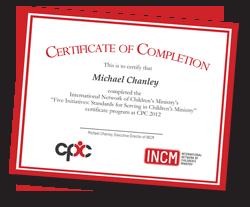 CPC Certificate